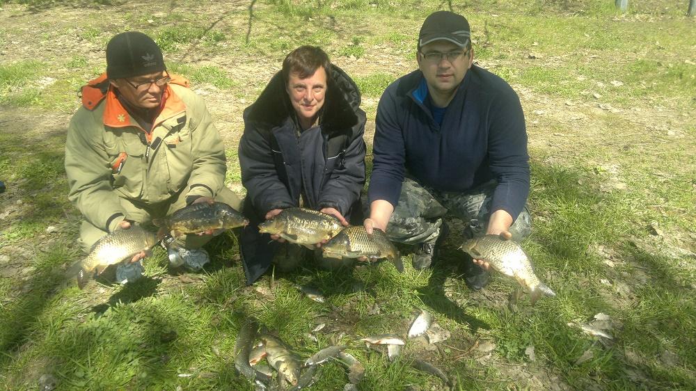 рыбалка в воронежской области в апреле
